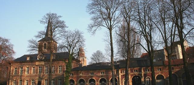 Fonds Feder 2014-2020 pour l'Abbaye de Forest
