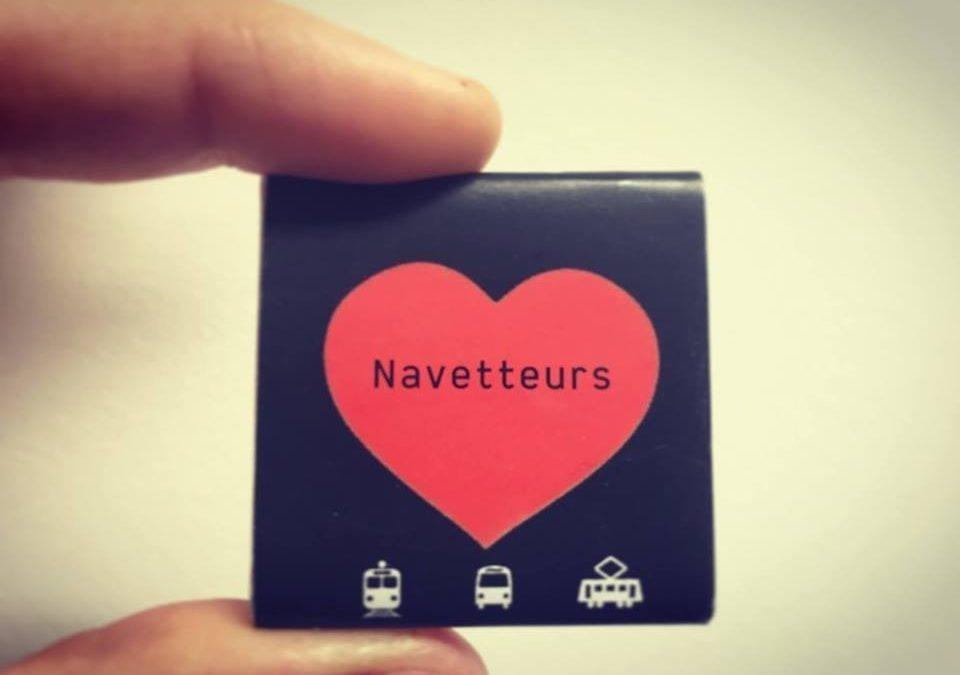 Saint Valentrain 2015 : Merci aux navetteurs!