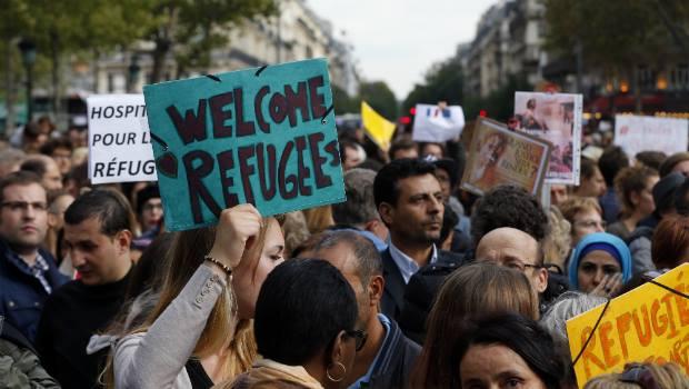 Forest se bouge pour les réfugiés
