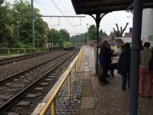 voies chemin de fer