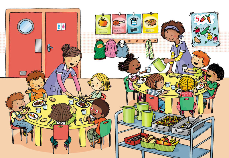 Du bon, du durable et du local dans les assiettes des élèves forestois