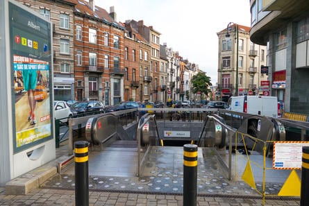 Avis négatif sur la future station de métro place Albert