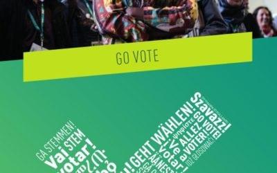 Go vote – S'inscrire, c'est déjà voter!
