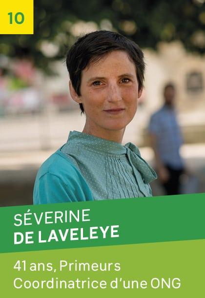 Séverine DE LAVELEYE