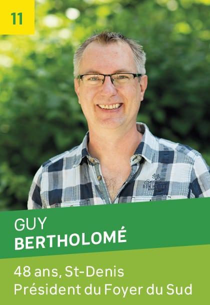 Guy BERTHOLOME
