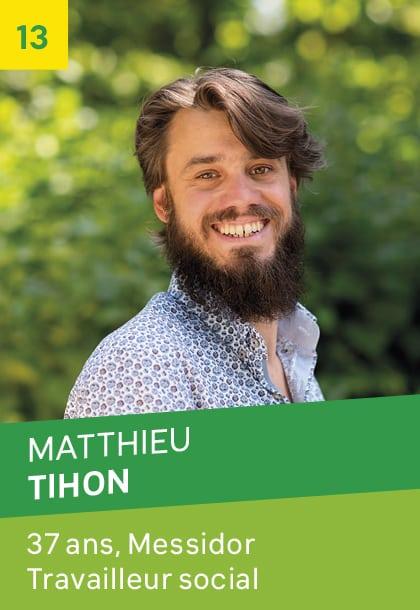 Matthieu TIHON