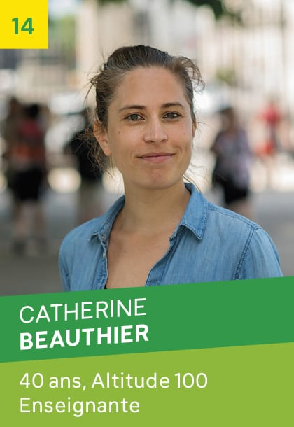 Catherine BEAUTHIER