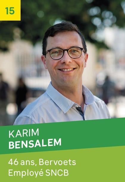 Karim BENSALEM