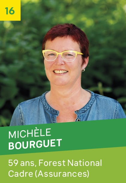 Michèle BOURGUET