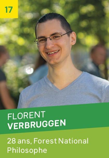 Florent VERBRUGGEN