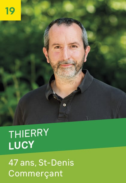 Thierry LUCY