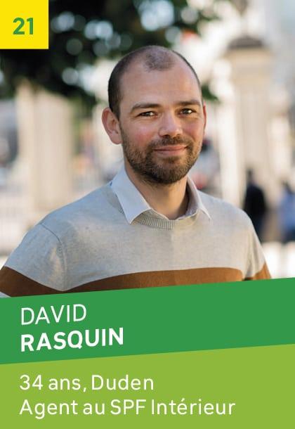 David RASQUIN