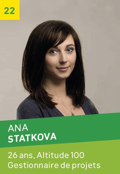 Ana STATKOVA