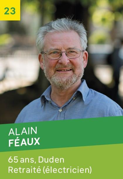 Alain FEAUX