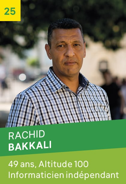 Rachid BAKKALI