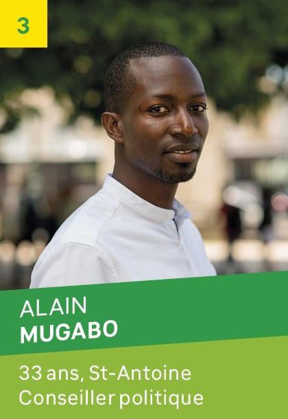 Alain MUGABO