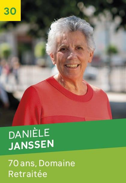 Danièle JANSSEN