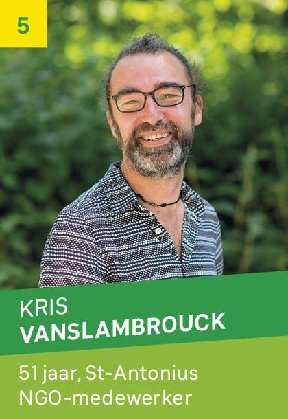 Kris VANSLAMBROUCK