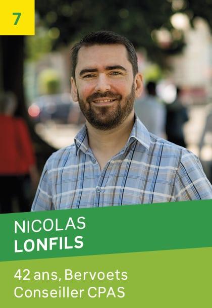 Nicolas LONFILS