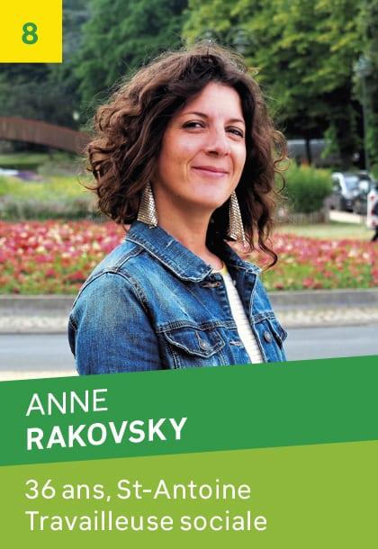 Anne RAKOVSKY