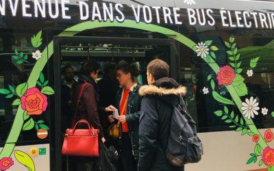 Une nouvelle ligne de bus mise en service à Forest