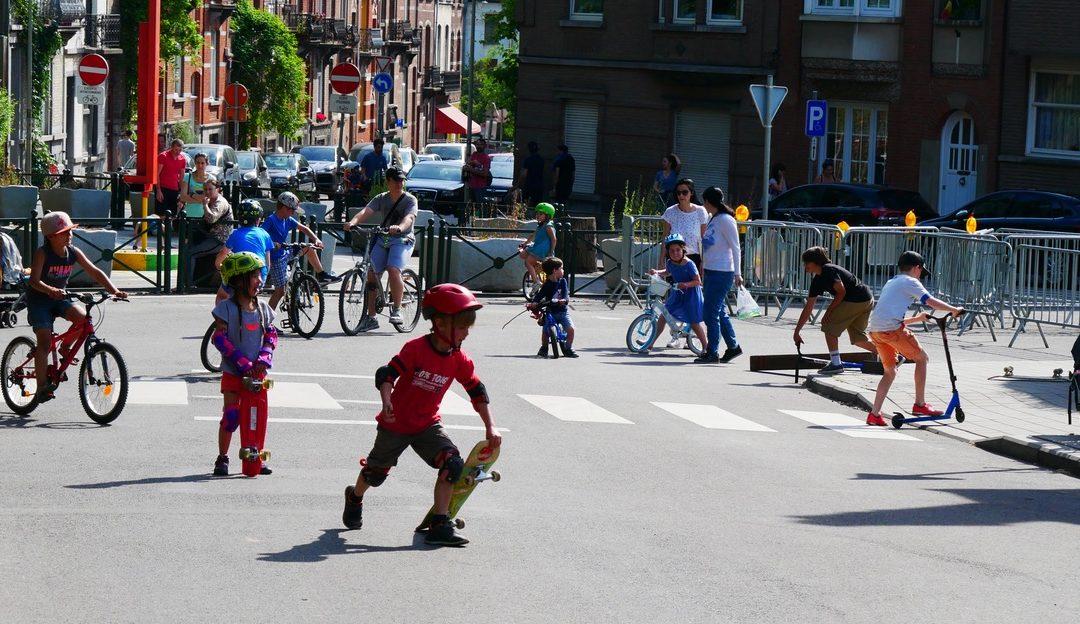 Forest – Des parrains et des marraines pour créer des rues réservées au jeu