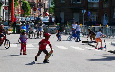 Avenue Massenet: levée du dispositif temporaire de circulation