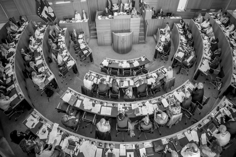 Les commissions délibératives au niveau régional