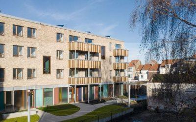 59 nouveaux logements passifs à Forest