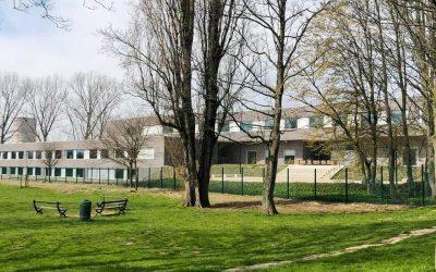 Ouverture de la nouvelle école communale du Bempt